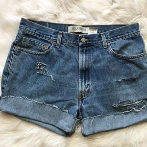 Levi's Shorts - Vintage Levi's Relaxed Fit Cut Off Jean Shorts